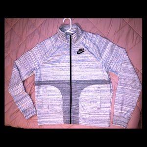 Cute brand new Nike zip up L